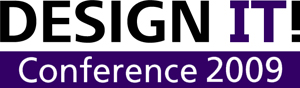 DESIGN IT! Conference 2009 logo